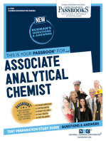 Associate Analytical Chemist