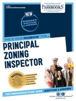 Principal Zoning Inspector