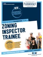 Zoning Inspector Trainee