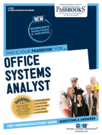Office Systems Analyst