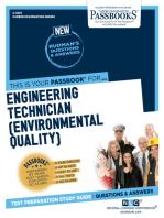 Engineering Technician (Environmental Quality)
