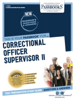 Correctional Officer Supervisor II