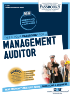 Management Auditor