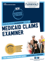 Medicaid Claims Examiner
