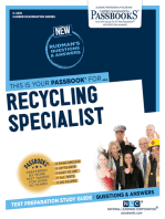 Recycling Specialist