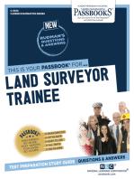 Land Surveyor Trainee