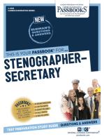 Stenographer-Secretary