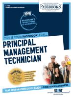 Principal Management Technician