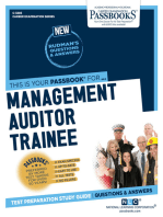 Management Auditor Trainee