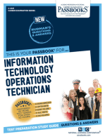Information Technology Operations Technician