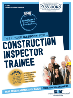 Construction Inspector Trainee