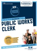 Public Works Clerk