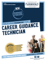 Career Guidance Technician