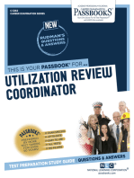 Utilization Review Coordinator