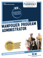 Manpower Program Administrator