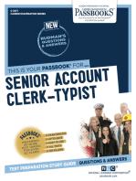 Senior Account Clerk-Typist