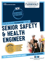 Senior Safety & Health Engineer