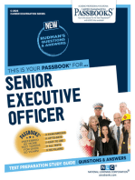 Senior Executive Officer