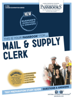 Mail & Supply Clerk