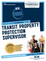 Transit Property Protection Supervisor