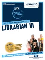 Librarian III
