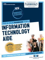 Information Technology Aide