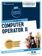 Computer Operator II
