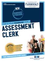 Assessment Clerk