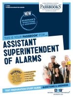 Assistant Superintendent of Alarms