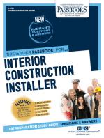 Interior Construction Installer