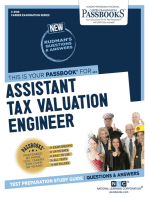 Assistant Tax Valuation Engineer
