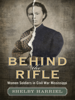 Behind the Rifle