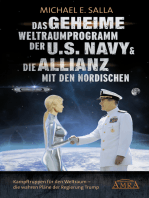 Das Geheime Weltraumprogramm der U.S. Navy & Die Allianz mit den Nordischen: Kampftruppen für den Weltraum - die wahren Pläne der Regierung Trump
