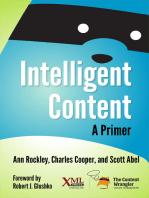 Intelligent Content