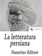 La letteratura persiana