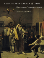 Rabbi Shneur Zalman of Liady: The Origins of Chabad Hasidism
