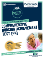 COMPREHENSIVE NURSING ACHIEVEMENT TEST (PN)