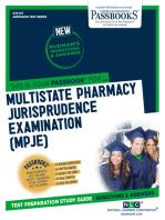 MULTISTATE PHARMACY JURISPRUDENCE EXAMINATION (MPJE)