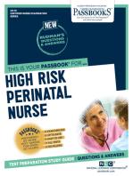 HIGH RISK PERINATAL NURSE