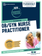 OB/GYN NURSE PRACTITIONER