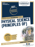 PHYSICAL SCIENCE (PRINCIPLES OF)
