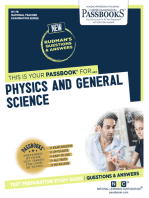 PHYSICS AND GENERAL SCIENCE