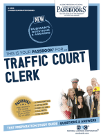 Traffic Court Clerk