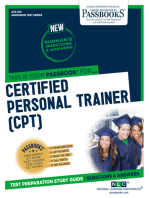 CERTIFIED PERSONAL TRAINER (CPT)