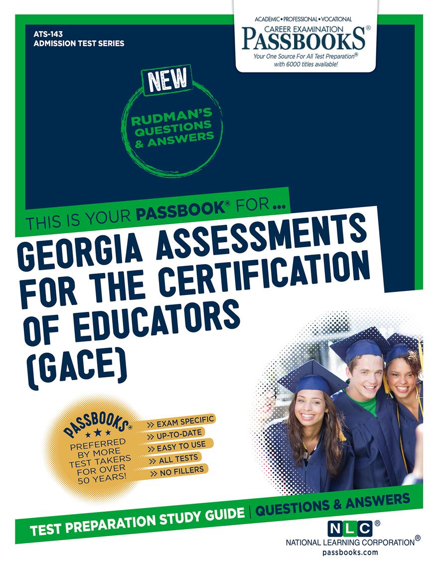 georgia certification