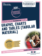 GRAPHS, CHARTS AND TABLES (Tabular Material)