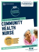 COMMUNITY HEALTH NURSE