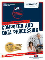 COMPUTERS AND DATA PROCESSING
