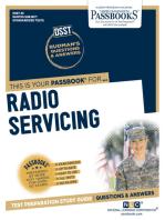 RADIO SERVICING