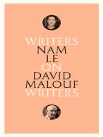 On David Malouf